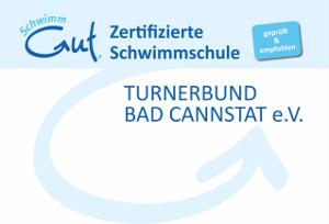 Logo zertifizierte Schwimschule